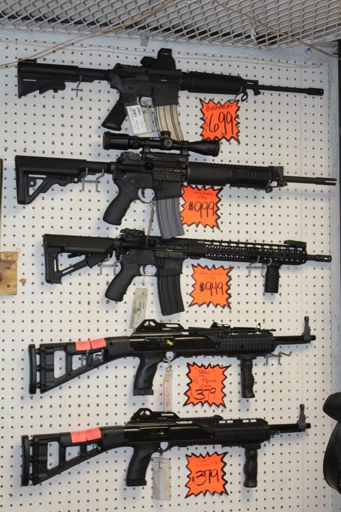 PP1-rifles