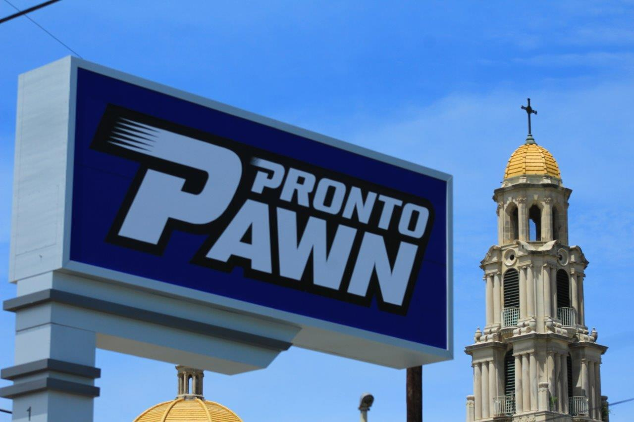 Pronto-Pawn-sign-with-church
